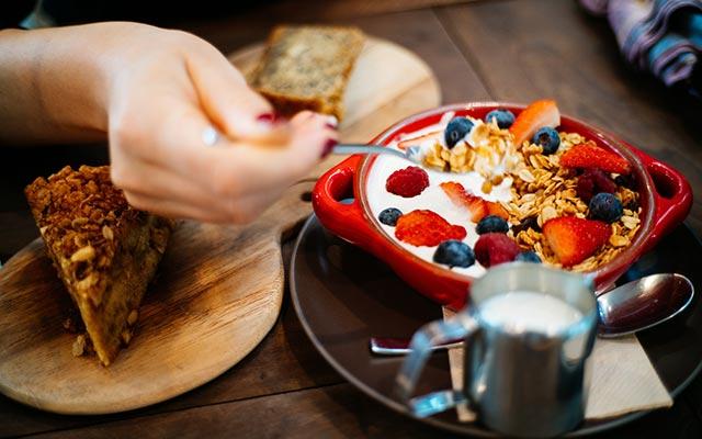 Zajtrk za dobro počutje