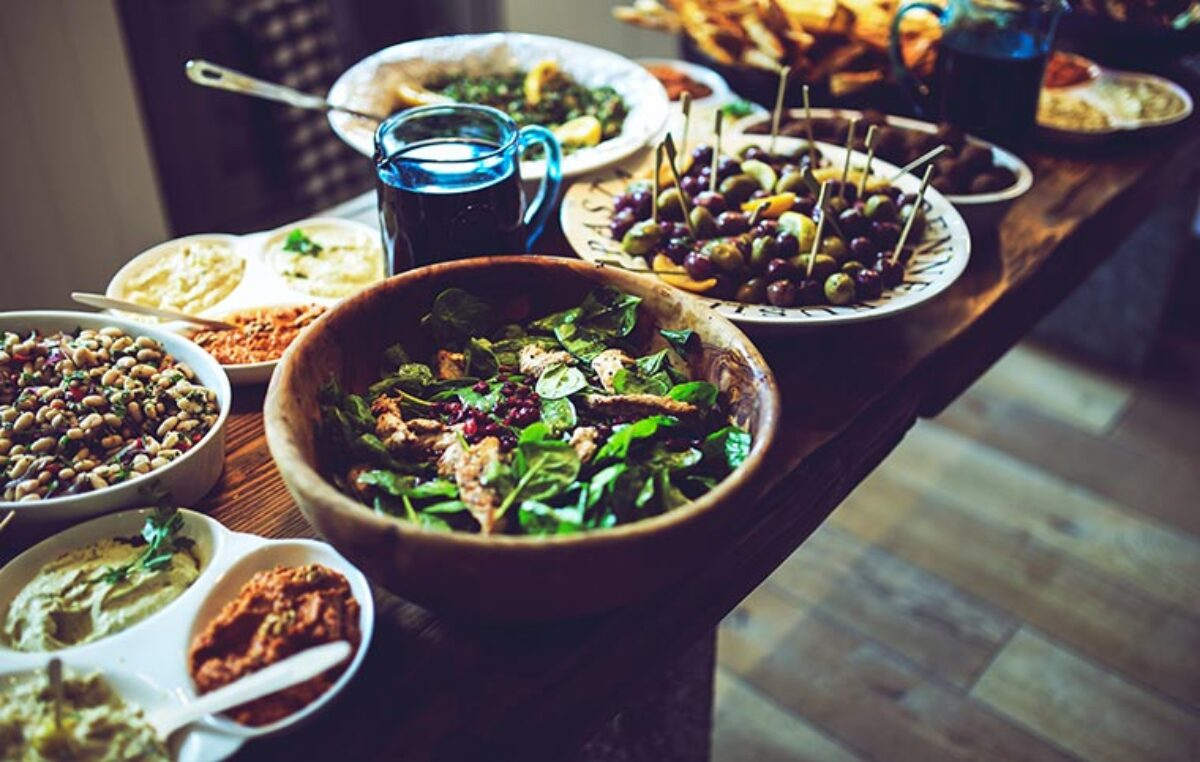Sploh vemo, kaj je zdrava prehrana?